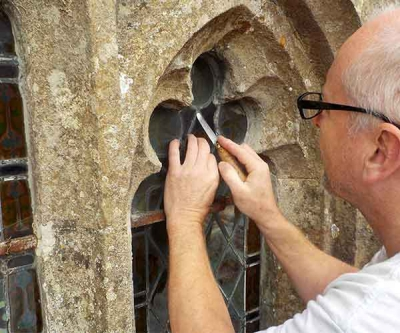 Stained Glass Window Repair Frome