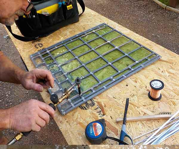 Leadlight Repair Company Bristol