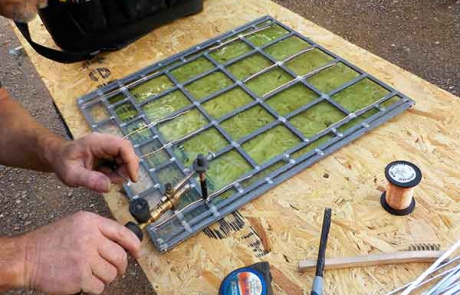 leadlight Repair Company Bristol Bath