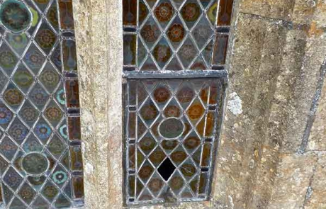 Stained Glass Window Repair And Restoration Somerset