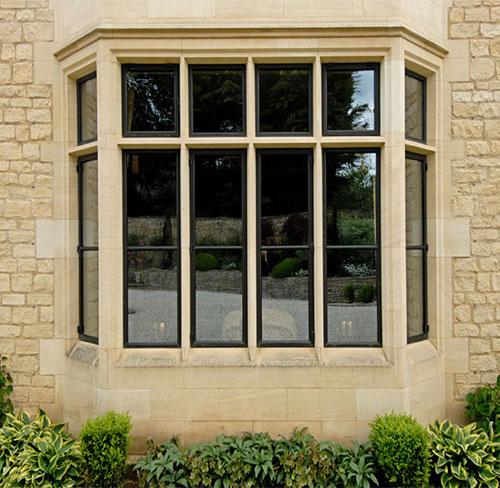 Wood Mullions For Windows : Mullion windows