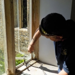 Mullion Window Restoration Dorset