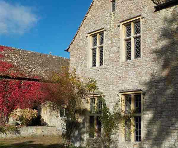 Stone Mullion Repair Somerset
