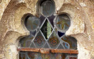 Stained Glass Window Repair And Restoration Dorset